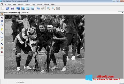 ภาพหน้าจอ EasyCapture สำหรับ Windows 8