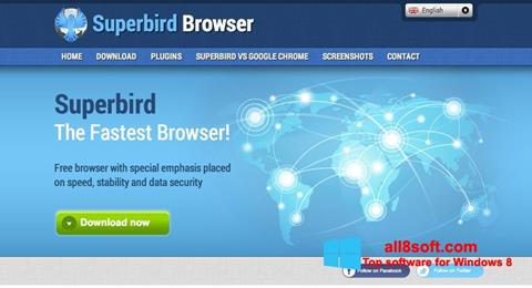 ภาพหน้าจอ Superbird สำหรับ Windows 8