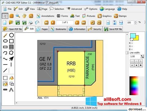 ภาพหน้าจอ PDF Reader สำหรับ Windows 8